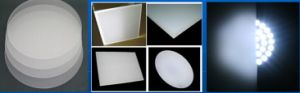 1.5mm Polycarbonate Diffuer Sheet for LED Cover pictures & photos