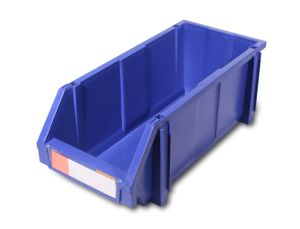 Plastic Stack Picking Bins, Storage Plastic Bin (PK004) pictures & photos