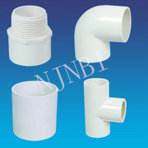 PVC Pipe Fittings for Construction Use pictures & photos