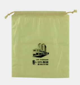 Drawstring Plastic Bag/Waterproof Drawstring Bags /Double Layer Drawstring Bag pictures & photos