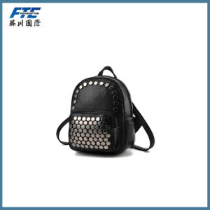 Good Quality PU Backpack for Girls /Women pictures & photos