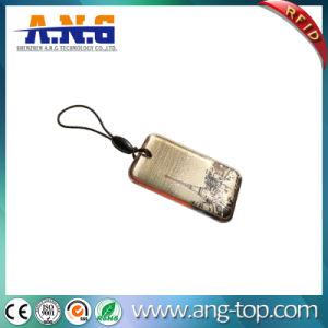 125kHz Irregular Shape Lf RFID Epoxy Crystal Card pictures & photos