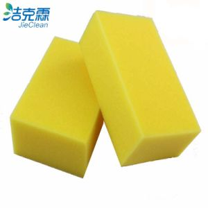 Car Cleaning Sponge, Car Cleaning Foam Sponge, Polyester Sponge pictures & photos