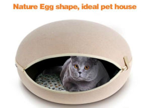 Detachable and Folding Egg Felt Pet House, Dog Beds, Cat Kennel pictures & photos