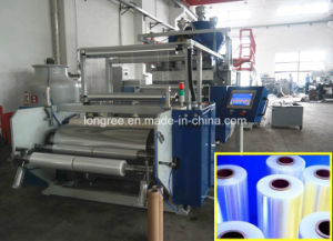 Plastic PE/LLDPE/LDPE Stretch Film Extrusion Line/Plastic Wrap Production Line pictures & photos