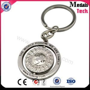 Customized Design Metal Keychain with Logo pictures & photos
