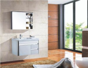 Stainless Steel Modern Bathroom Cabinet (CAG30063) pictures & photos