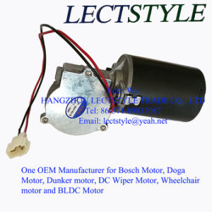 12V 24V Bosch Doga Auto DC Electric Wiper Motor pictures & photos