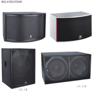 "10 Inch 250W 3"" Tweeter + 3"" Middle Driver Speaker (MK-10B) pictures & photos"