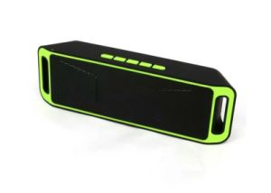 Best Price Flash LED 2.0 Portable Bluetooth Speaker pictures & photos