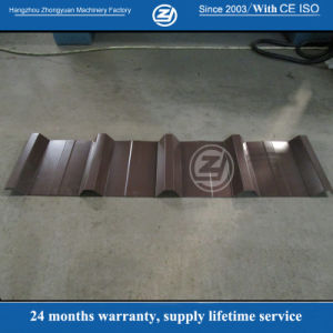 Improve Structure Main Product Glazed Roof Panel Sheet Roll Former pictures & photos