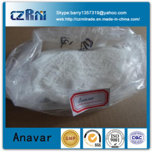 Raw Material Oxandrolon (Anavar) Oxand for Pharmaceutical Intermediates pictures & photos