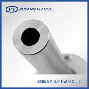 Stainless Steel Forged Long Weld Neck Flnage (PY0091) pictures & photos