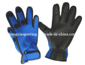 Neoprene Gloves for Diving (HX-G0005) pictures & photos