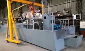 Aluminium Working Pontoons Ws7-28 pictures & photos