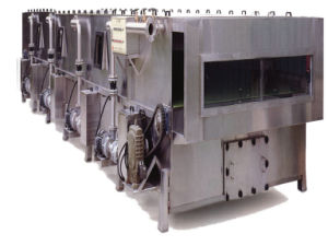 Tunnel Sterilizer, Continuous Tunnel Spraying Pasteurizer for Can Food Post-Sterilizing pictures & photos