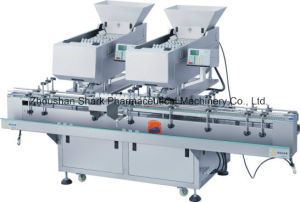 Semi-Automatic Mechanical High-Speed Pharmaceutical Tablet or Capsule Counting Machine