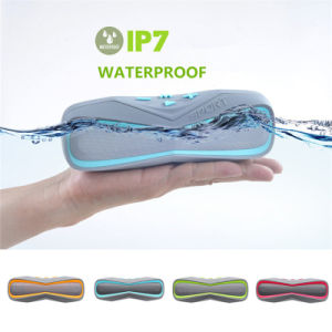 Wireless Bluetooth Speaker Waterproof Ipx 7 Sound Box Outdoors Mini Speaker pictures & photos
