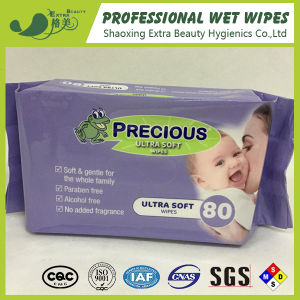 Vitamin E Baby Wipes Private Label Cleaning Wet Tissues pictures & photos