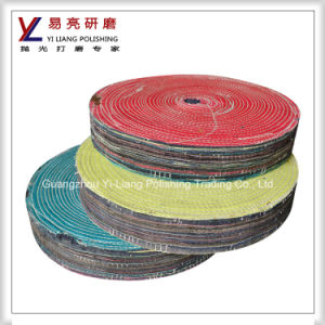 Jewelry and Steel Cotton Cloth Abrasive Buffing Polishing Wheel pictures & photos
