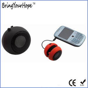 Popluar Classic Easy-Going Hamburger Portable Mini Speaker (XH-PS-006) pictures & photos