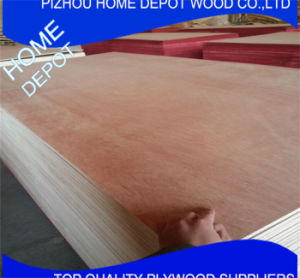 Bintangor/Okoume/Red Pencil Ceder Commercial Plywood for Furniture or Pallet pictures & photos