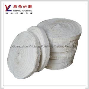 White Cotton Cloth Polishing Wheel