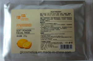 Anti-Wrinkle Lighten Even Skin Rich in Vitamin C Lemon Mask pictures & photos