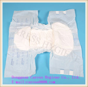 PE Film Incontinence Disposable Adult Diaper pictures & photos