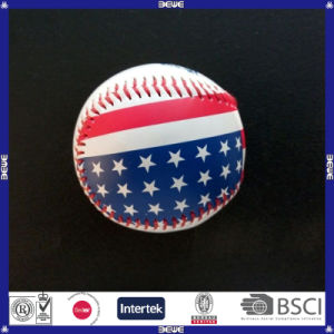 OEM Welcomed Professional Soft PU with Rubber Baseball pictures & photos