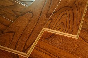Click Systems Waterproof Engineered Milti-Layer Solid Wood Flooring pictures & photos