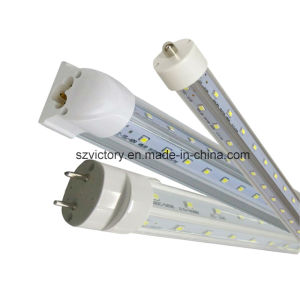 UL LED Cooler Light 4FT/5FT/6FT/8FT, T8 LED Tube LED Shop Light Fixture Integrated/Fa8/G13 Base pictures & photos