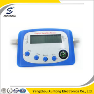 High Quality HD Digital Satellite and Terrestrial Signal Finder Meter pictures & photos
