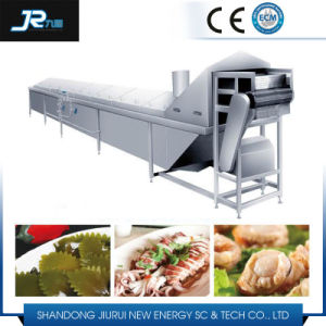 Automatic Multi-Function Seafood Fruit Vegetable Washing\Washer Drying\Dehydrator Machine pictures & photos