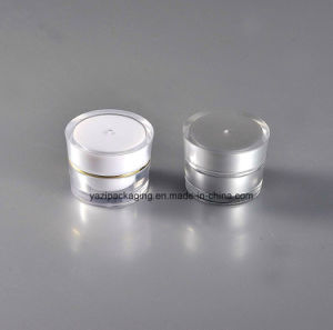 Acrylic Cosmetic Jar for 5g pictures & photos