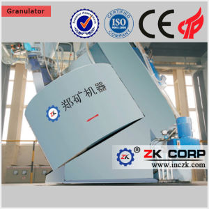 Ceramic Sand Disc Granulator pictures & photos