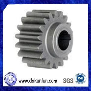 Small Size Stainless Steel Plastic Spur Gear pictures & photos