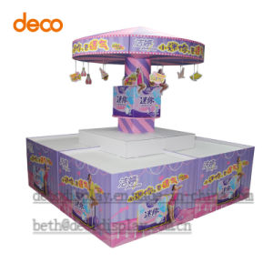 Promotional Cardboard Pallet Display Stand Dump Bins pictures & photos