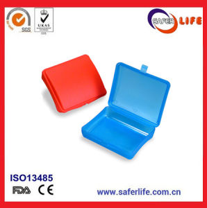 Hot Sale PP Materisl Empty First Aid Tool Box Plastic Tool Box Cases Kit with Colorful Design pictures & photos