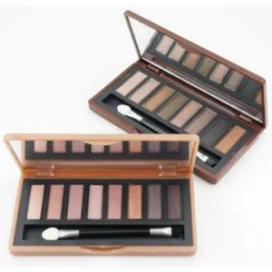 Earth Color 8-Color Eyeshadow Palette pictures & photos