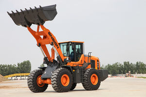 Ensign Brand New 5 Ton Wheel Loader Yx655 with Ce, Eac, ISO, SGS Certificate pictures & photos