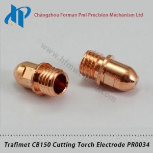 Trafimet CB150 Plasma Welding Torch Consumables Kit Electrode Pr0034 pictures & photos
