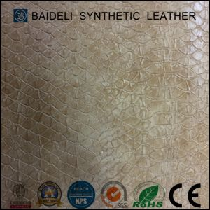 Flexible Jacket PU Garment Leather pictures & photos
