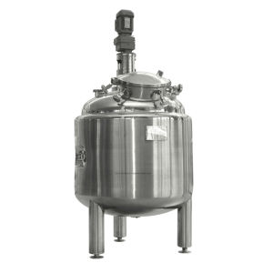 Sanitary Stainless Steel Liquid Mixing Tank with Jacket pictures & photos