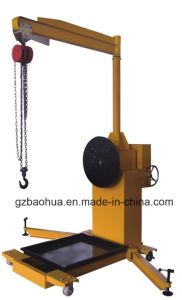 Automobile Engine Disassembly & Turnover Stand Fcj-C pictures & photos