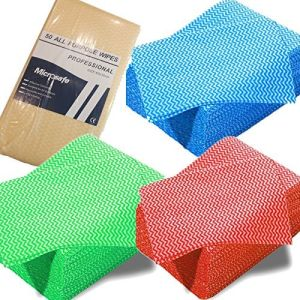 Heavy Duty Perforated Cleaning Wipes pictures & photos