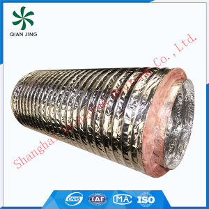 Owens Corning Insulated Aluminum Flexible Duct for HVAC pictures & photos