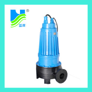 Wq Submersible Sewage Centrifugal Pumps for Sewage and Drainage pictures & photos