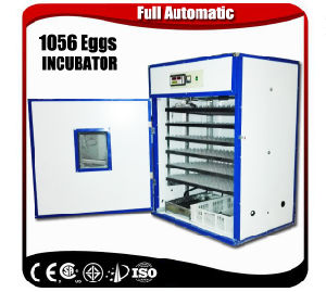Agricultural Farming Automatic Poultry Eggs Incubator Hatchery Machine Price pictures & photos