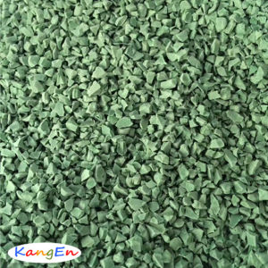 No Dust of Surface EPDM Color Granules pictures & photos
